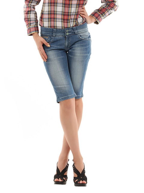 Women's short jeans(MY-WS019)